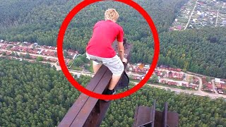 25 LUCKIEST PEOPLE CAUGHT ON CAMERA