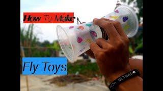 Cara Simpel Membuat Mainan Terbang