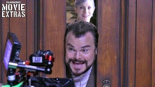 THE HOUSE WITH A CLOCK IN ITS WALLS (2018) | Behind the Scenes of Jack Black Comedy Movie