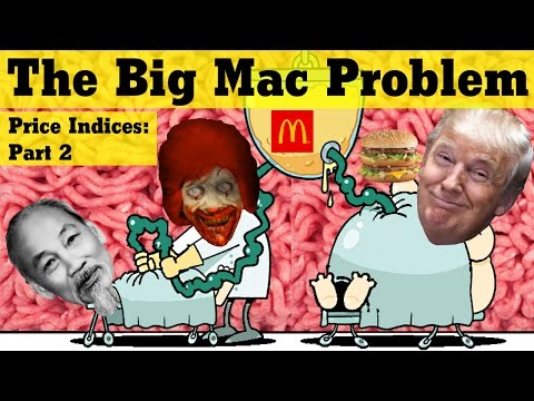 The Big Mac Problem (Price Indices #2)