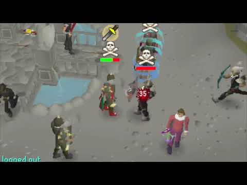 Runescape - Goeiegast Dragon Claws Pking + High LvL Hybriding + 26k tricking - PvP 2