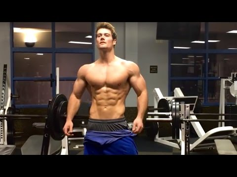Mass Building Chest Workout with Connor Murphy