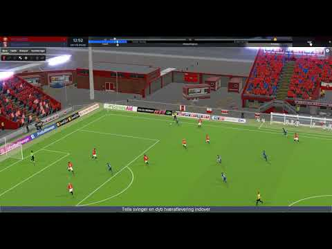 EA-IDS now in Football manager