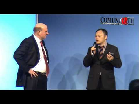 HTC CEO Peter Chou: free upgrade to Windows Mobile 6.5 for HTC users