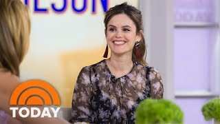 Rachel Bilson Dishes About Her New Role In 'Nashville' | TODAY