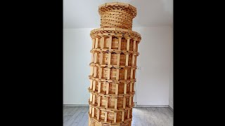 HTK#75 Leaning tower of Pisa