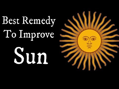 surya ke upay||remedies for sun||best remedy to improve sun in Lalkitab||सूर्य को ठीक करने के उपाय