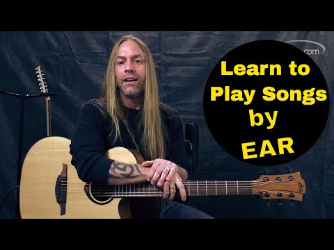 Steve Stine Guitar Lesson - #1 Tip to Learn Guitar Songs Faster (Ear Training Tip)
