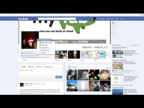 How to Undo a Facebook Layout : Savvy Social Marketing