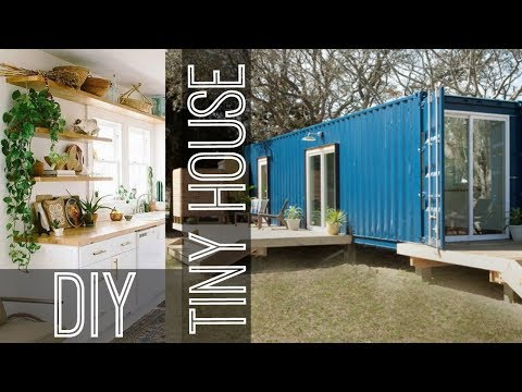 DIY Dream HOME | Shipping Container Conversion (Tiny House)