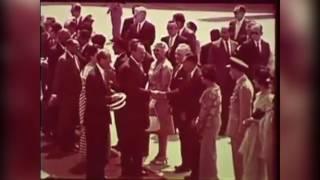 صدر ایوب خان کا امریکہ میں استقبال کیس کیا گیا،USIS کی ویڈیو