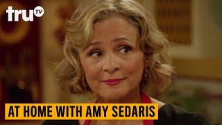 At Home with Amy Sedaris - Tissue Flower Allergy | truTV