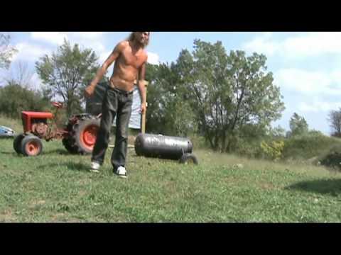 Project Redneck Shower Pt.3