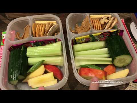 Out Of The Norm :: Work & School Lunches