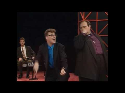 Musical (New York, Australia, car broken into, skydiving) - Whose Line UK