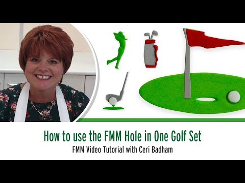 How to use the FMM Hole in One Golf Set