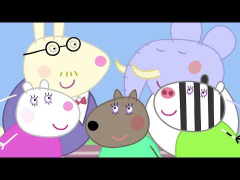 Peppa Pig English Episodes - New compilation #7 (1 hour) - #048