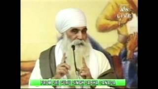 Sehat Pakh (Health Tips) Gurmat Anusar (Part 2) - Maanjog Baba Hari Singh Ji Randhawe Wale