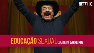 Quim Barreiros - Educação Sexual | Netflix Portugal