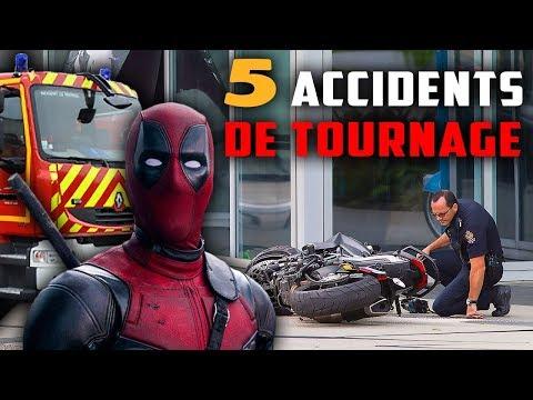 TOP 5 DES ACCIDENTS DE TOURNAGE GRAVES LORS DE CASCADES