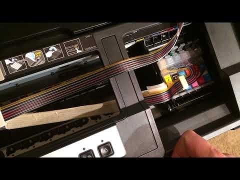 Important! CISS Printer Install MUST Money saving tip