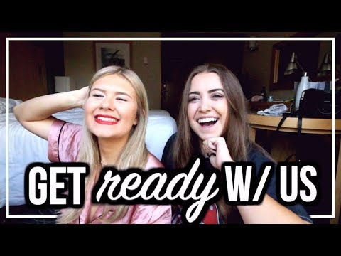 GET READY WITH US in Portugal! | ft. Danielle Carolan