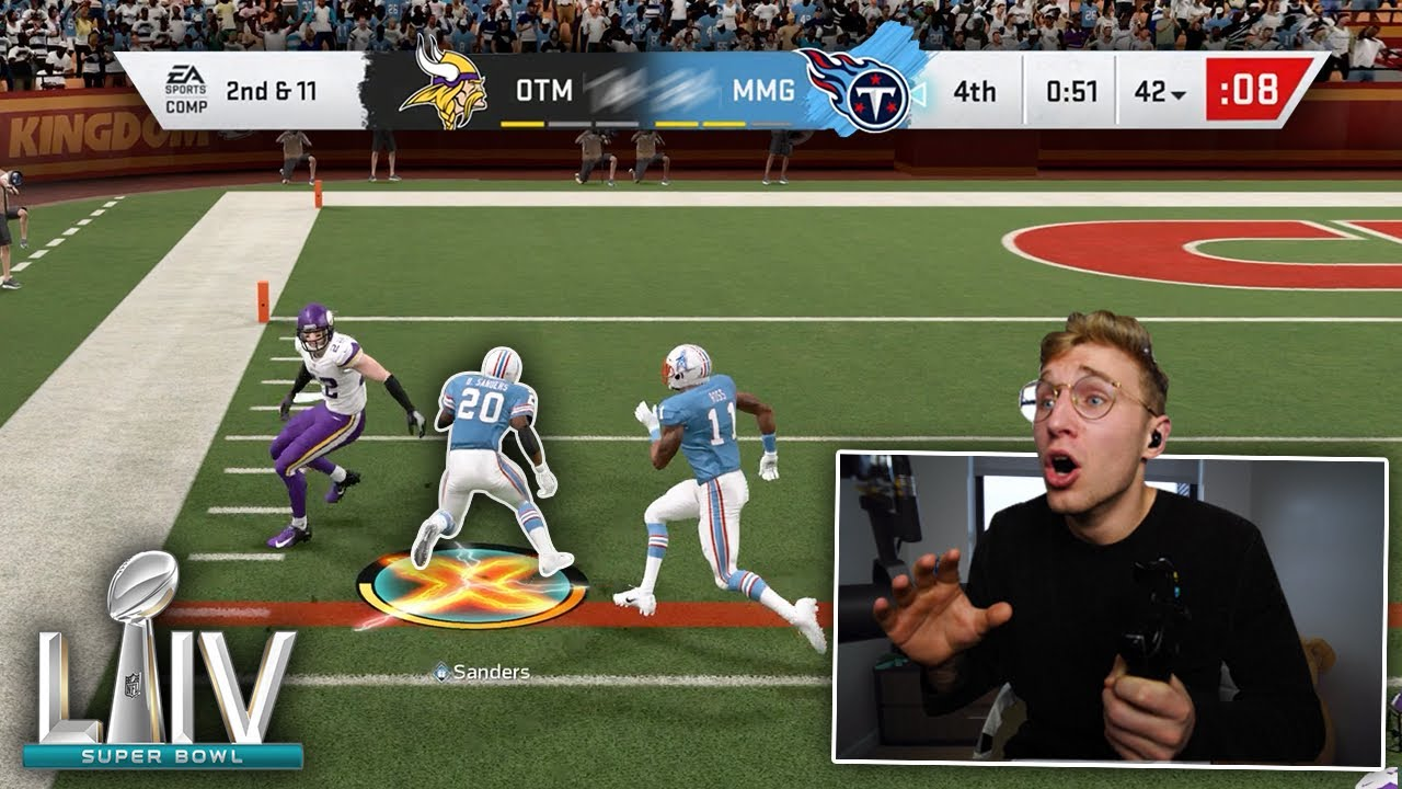 The Super Bowl Came Down to THIS... Wheel of MUT! Ep. #61