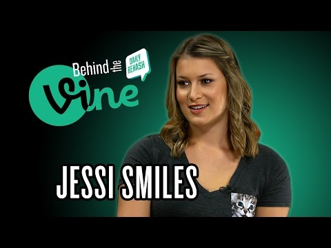Behind the Vine with Jessi Smiles | DAILY REHASH | Ora TV