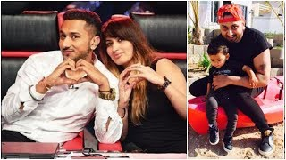 Honey Singh With Real life Family