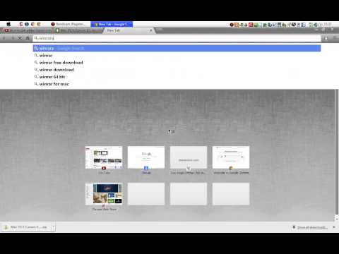 how to get mac pointer in windows