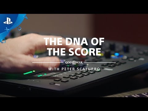 God of War - The DNA of the New God of War Score | PS4