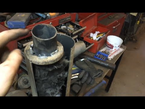 How to build a homemade atv muffler/exhaust for free