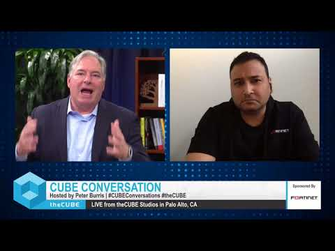 Aamir Lakhani on Threat Landscape Trends - TheCube | CyberSecurity Trends