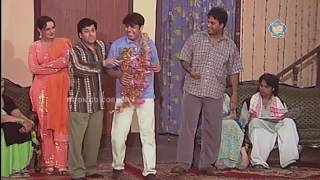 Best Of Naseem Vicky, Tariq Teddy and Sajan Abbas New Pakistani Stage Drama Full Comedy Clip