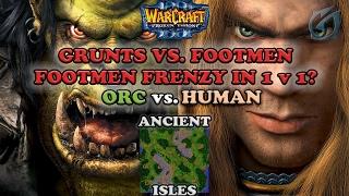 TD]Viruz & Tyrus vs  Braviet & KingMage | Warcraft 2