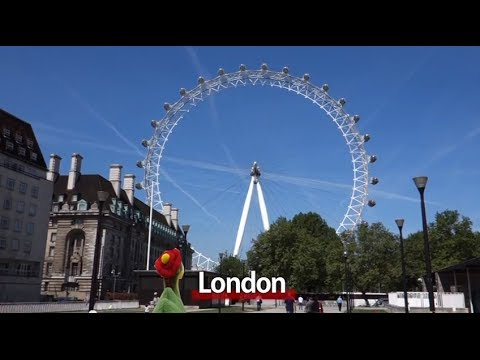 Travel with NESSIE  #6 London