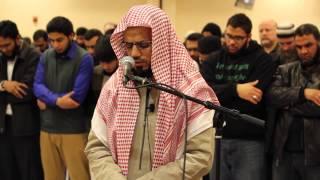 Isha Prayer led by Shaykh Abu Bakr Al Shatri