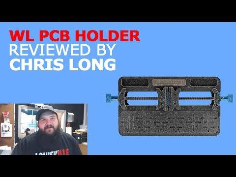 WL UNIVERSAL HIGH TEMPERATURE PCB BOARD HOLDER FIXTURE