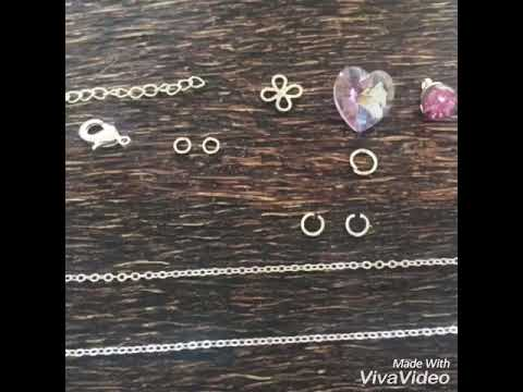 Swarovski pendants 6228 & Crystal Ball