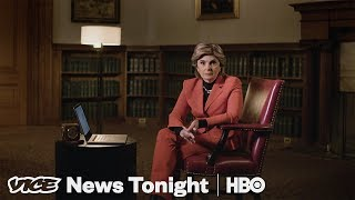 Gloria Allred Fact Checks The Internet On Gloria Allred (HBO)