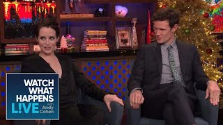 Claire Foy And Matt Smith's Netflix And Chill Picks   WWHL