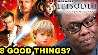 8 GOOD Things About STAR WARS Episode I: The Phantom Menace (Black Nerd)