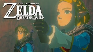 Sequel to the Legend Of Zelda Breath Of The Wild - Official First Look Trailer | E3 2019