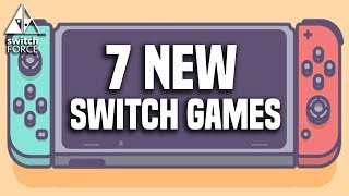 7 Exciting New Switch Games Just Announced And 1 Game Not Coming