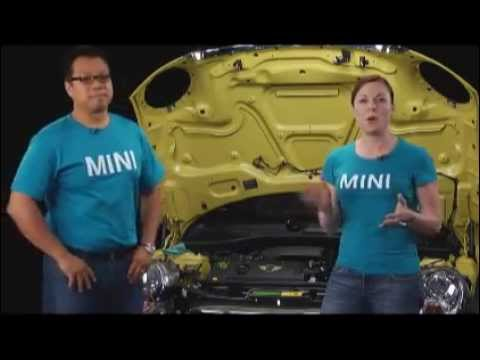 MINI How To: Checking the Oil on your MINI Cooper