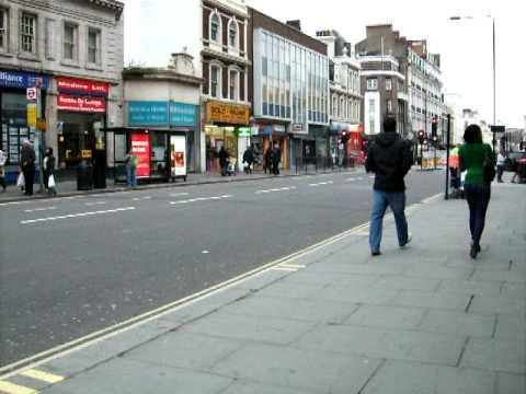 Paddington, London Praed Street Entrance To Paddington Station