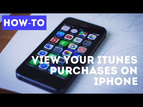 How To See iTunes Purchase History On iPhone 📱