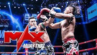 Highlight YODBANDIT (THAI) VS THOEUN  (CAMBODIA) | Sep 24, 2017 | MAX MUAY THAI