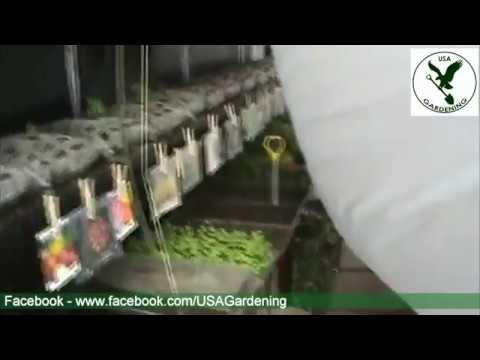 Heating Greenhouse Using Solar Energy - Vertical Blankets