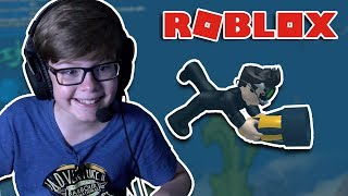 SCUBA DIVING at Quill Lake | ROBLOX